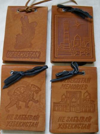 Hand made leather craft.  Тиснение кожи издревле было популярно на территории...